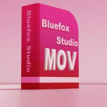 Bluefox MOV to X Converter, Convert MOV to Other Video Formats