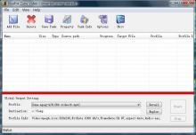 Bluefox Zune Video Converter